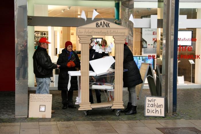 Bank der Arbeitswertung und Entlohnung