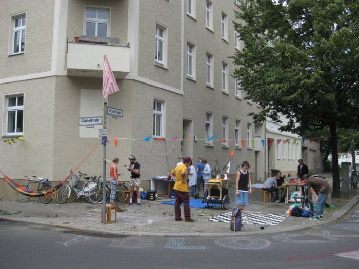 BLOCK PARTY KOMPONISTENVIERTEL