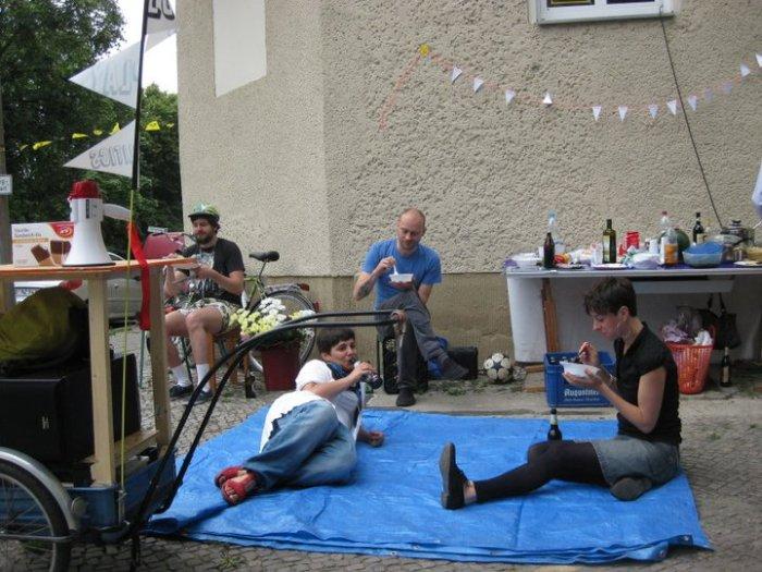 BLOCK PARTY KOMPONISTENVIERTEL