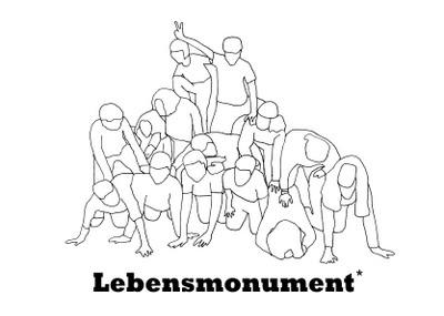 LEBENSMONUMENT @ÜBER LEBENSKUNST klub